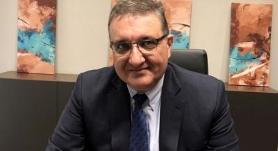 Θετικός στον κορωνοϊό ο πρόεδρος του Πανελλήνιου Ιατρικού Συλλόγου, Αθ. Εξαδάκτυλος