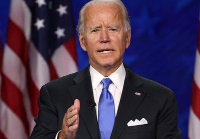ΗΠΑ - Επέτειος των επιθέσεων της 11ης Σεπτεμβρίου: Σε ενότητα κάλεσε ο Biden τους Αμερικανούς