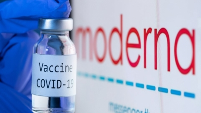 To εμβόλιο της Moderna δεν συνδέεται με σπάνια περιστατικά μυοκαρδίτιδας