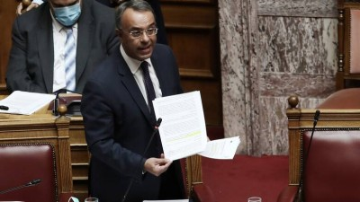 Εγκρίθηκε από τη Βουλή με 158 «Ναι» ο νέος Πτωχευτικός Κώδικας - Σταϊκούρας: Κοινωνικά ευαίσθητο το νομοσχέδιο