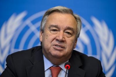 Σύνοδο Κορυφής για τον Αμαζόνιο ζητά ο γενικός γραμματέας του ΟΗΕ, A. Guterres