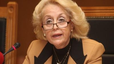 Στην αντεπίθεση η Θάνου - Κατέθεσε αίτηση αναστολής και ακύρωσης στο ΣτΕ