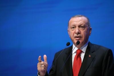 Προκαλεί ο Erdogan: Δεν υπάρχει καμία περίπτωση να αφήσουμε την Κύπρο στην επιθετικότητα των Ελληνοκυπρίων