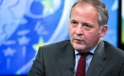 Coeure (EKT): Η Ευρώπη έχει εργαλεία να απαντήσει στις εμπορικές εντάσεις με τις ΗΠΑ