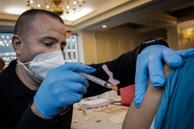 ΝΒΑ: Ενημέρωσε πως θα διευκολύνει τους εμβολιασμένους των ομάδων