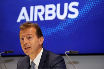 Airbus: Δεν αποκλείει το σενάριο για μαζικές απολύσεις λόγω κορωνοϊού