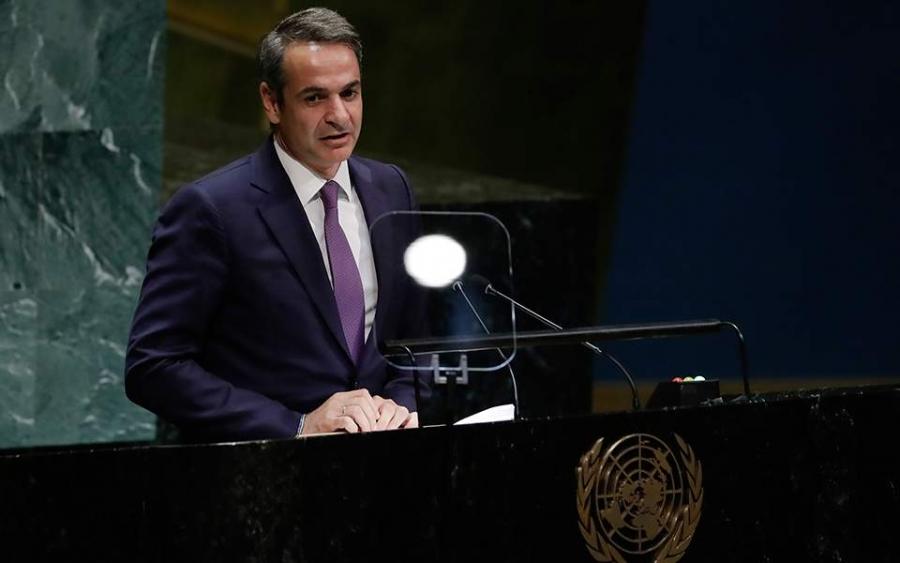Στη Νέα Υόρκη ο Μητσοτάκης για τη Γενική Συνέλευση του ΟΗΕ – Στην ατζέντα επενδύσεις, συμμαχίες