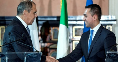 Di Maio (ΥΠΕΞ Ιταλίας): Η μόνη οδός επίλυσης της λιβυκής κρίσης, είναι εκείνη της πολιτικής