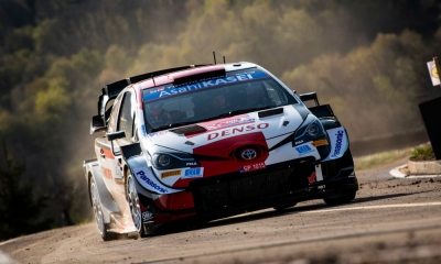 WRC: Νικητής ο Ogier στο ράλι της Κροατίας, παρά τη σύγκρουση με ΙΧ!