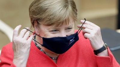 Γερμανία: Η Merkel θα εμβολιαστεί με το σκεύασμα της AstraZeneca για τον κορωνοϊό