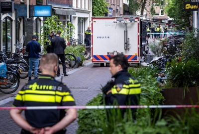 Μάχη για τη ζωή του δίνει ο Ολλανδός δημοσιογράφος που δέχθηκε δολοφονική επίθεση