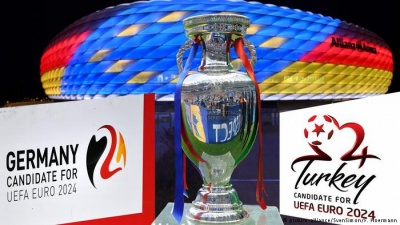 UEFA: Στη Γερμανία θα διεξαχθεί το Euro 2024