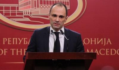 Βόρεια Μακεδονία: Παραιτήθηκε ο υπουργός Υγείας λόγω της πυρκαγιάς με 14 νεκρούς σε μονάδα Covid-19