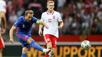 Προκριματικά Παγκοσμίου Κυπέλλου 2022, 9ος Όμιλος: Σόκαρε την Αγγλία στο 90+2' ο Σιμάνσκι – «Πεντάρα» της Αλβανίας στο Σαν Μαρίνο!
