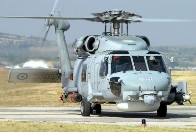 Το πρώτο αναβαθμισμένο ελικόπτερο Aegean Hawk  S – 70 παραδίδεται στο Πολεμικό Ναυτικό στις 6/5