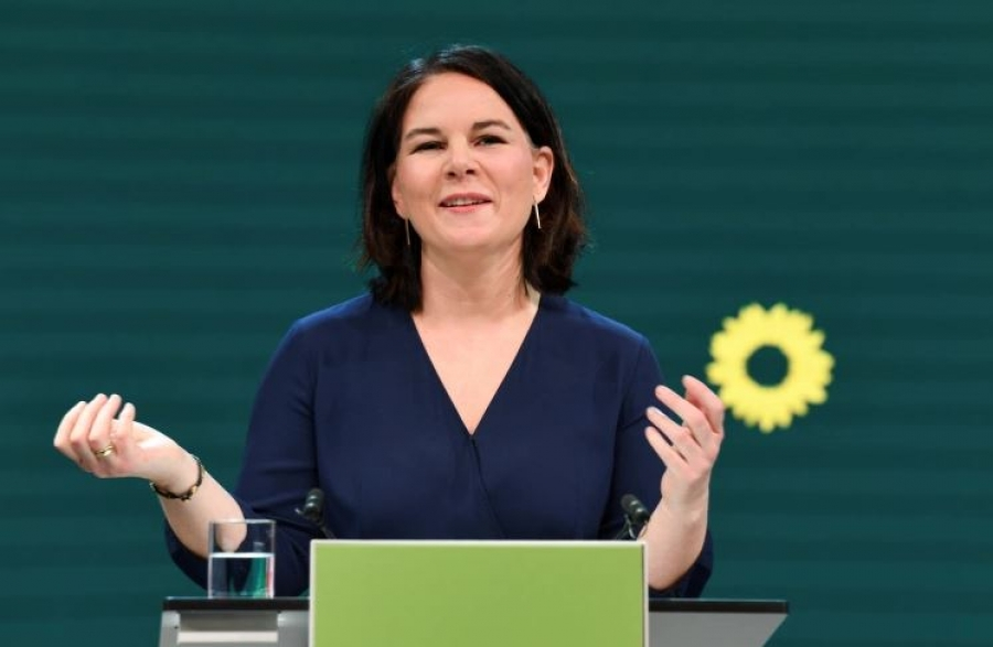Γερμανία - δημοσκόπηση: Οι Πράσινοι με 28% ξεπέρασαν CDU και CSU που υποχώρησαν στο 27%