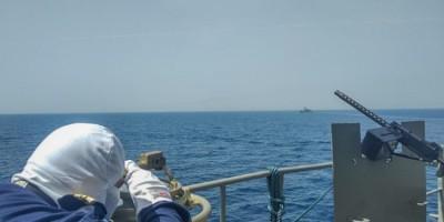 Η Ελλάδα ανέλαβε τη διοίκηση της διασυμμαχικής ναυτικής αντιναρκικής δύναμης (SNMCMG2)