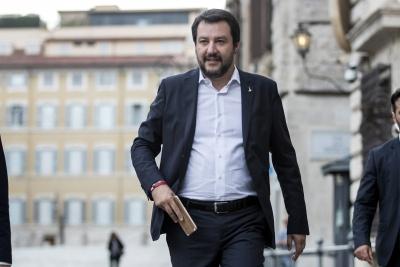 Συσπείρωση εθνικιστών ενόψει ευρωεκλογών - Υπό την καθοδήγηση Salvini οι Lega (Ιταλία), AfD (Γερμανία), NR (Γαλλία) και FPO (Αυστρία)