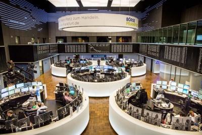 O Draghi ώθησε υψηλότερα τα ευρωπαϊκά χρηματιστήρια - Στο +1,68% ο DAX στη Φρανκφούρτη, πάνω από τις 13.000 μονάδες
