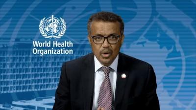 Παγκόσμιος Οργανισμός Υγείας: Περισσότερα από 160.000 κρούσματα την ημέρα παγκοσμίως, εδώ και μία εβδομάδα