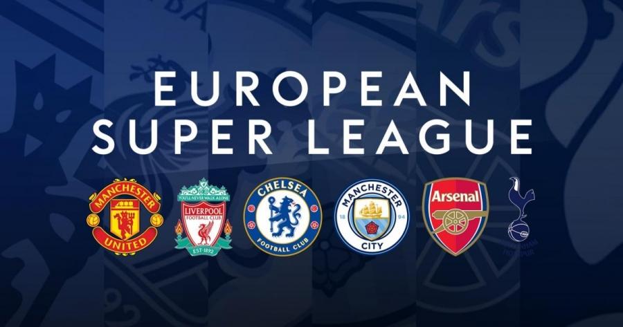 «Εμφύλιος» στο ευρωπαϊκό ποδόσφαιρο για την κλειστή λίγκα - Η UEFA αποβάλλει τους παίκτες από Μουντιάλ και Euro