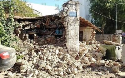 Κρήτη: Ξεπέρασαν τις τρεις χιλιάδες τα μη κατοικήσιμα σπίτια λόγω του σεισμού