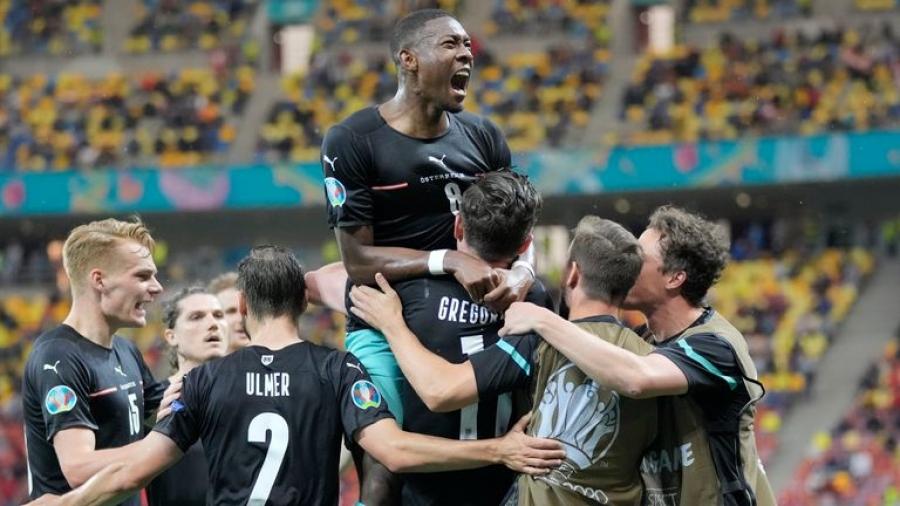 EURO 2020, Αυστρία – Βόρεια Μακεδονία 3-1: Πρώτη νίκη σε τελική φάση για τους Αυστριακούς, με εξαιρετικό δεύτερο ημίχρονο