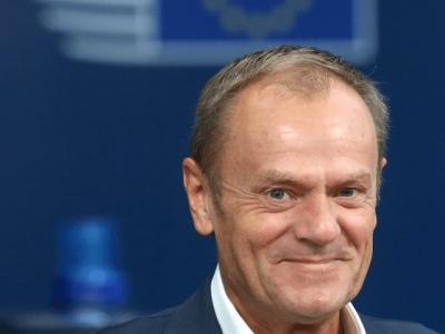 Tusk (EE): Η ΕΕ είναι στο πλευρό της Κύπρου - Οι παράνομες ενέργειες της Τουρκίας υπονομεύουν τις σχέσεις της με την ΕΕ