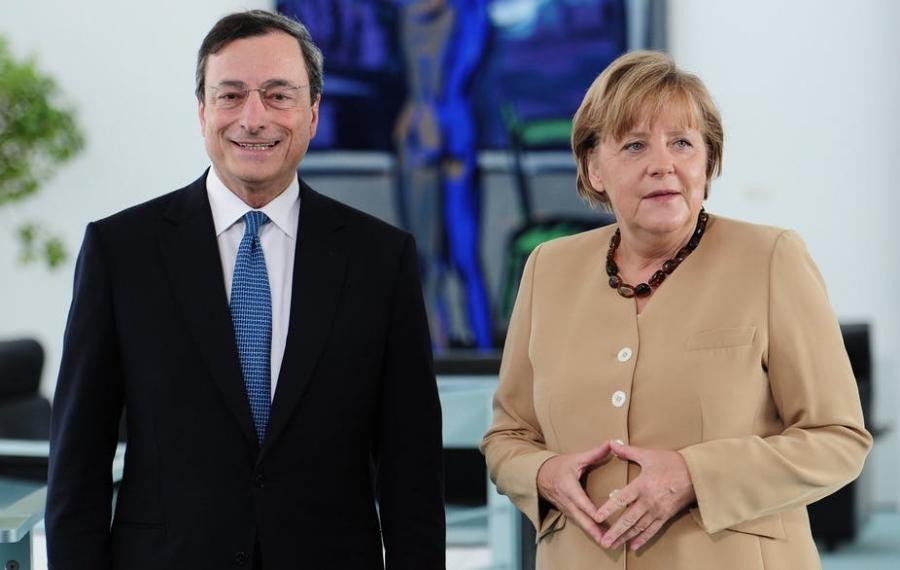 Merkel - Draghi για Μεταναστευτικό: Χωρίς την Τουρκία δεν μπορούμε να προχωρήσουμε