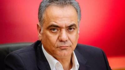 Σκουρλέτης (ΣΥΡΙΖΑ): Έκφραση αυταρχισμού χωρίς προηγούμενο, η φίμωση του Αλέξη Τσίπρα στη Βουλή