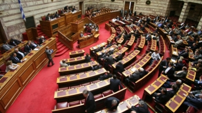 Ψηφίστηκε επί της αρχής το εργασιακό ν/σ - Οικονομικό Επιμελητήριο: Κίνδυνος για καταπάτηση δικαιωμάτων εργαζομένων