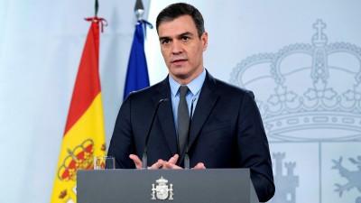 Ισπανία: Ο πρωθυπουργός Sanchez ανακοίνωσε πακέτο στήριξης 72 δισ. ευρώ