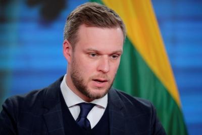 Landsbergis (ΥΠΕΞ Λιθουανίας): Αίτημα συνδρομής στην Τουρκία για ταυτοποίηση παράνομων μεταναστών από τη Λευκορωσία