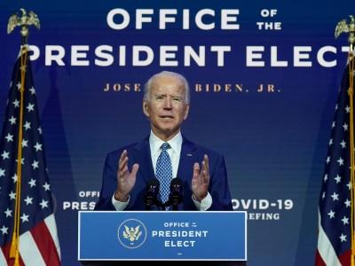 Biden: Αισιόδοξος για νίκη των Δημοκρατικών στη Τζόρτζια