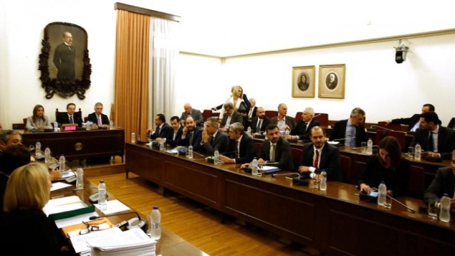 Πηγές επιτροπής προκαταρκτικής: Προς το παρόν η επιτροπή κινήθηκε με τη λογική να μην υπάρξει κλιμάκωση της έντασης