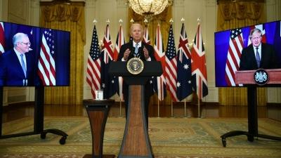 Νέος «ψυχρός πόλεμος» μετά τη συμμαχία ΗΠΑ - Βρετανίας - Αυστραλίας - Οργισμένοι οι Γάλλοι, θέμα ειρήνης από την Κίνα
