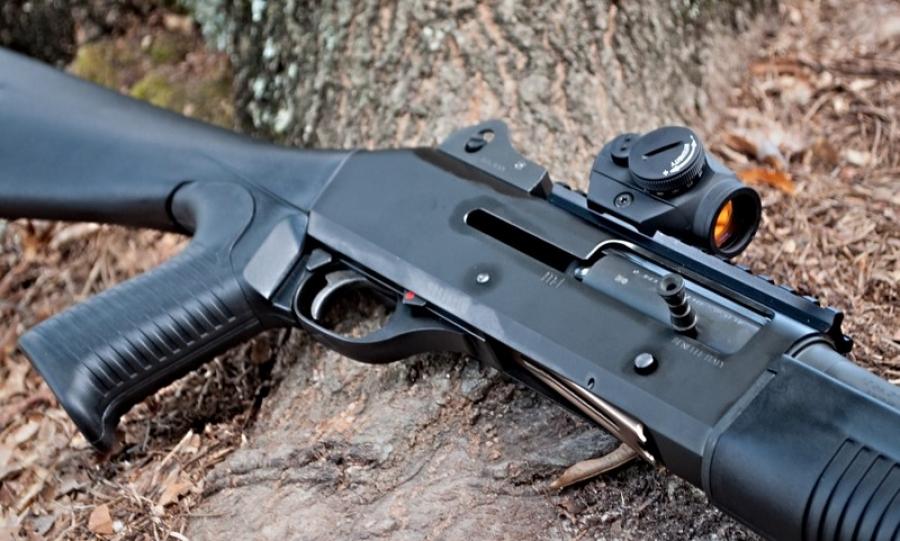Benelli M4 φτιαγμένο για πόλεμο