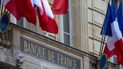 Τράπεζα της Γαλλίας: Προβλέψεις για «αναιμική» ανάπτυξη στο πρώτο τρίμηνο του 2021
