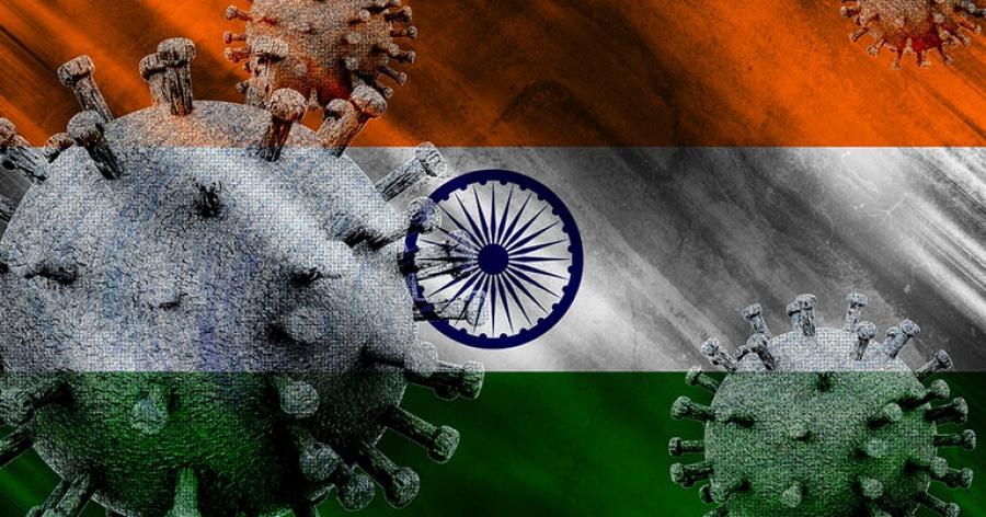 Στο έλεος της covid η Ινδία – Νέα παγκόσμια ρεκόρ θανάτων και κρουσμάτων