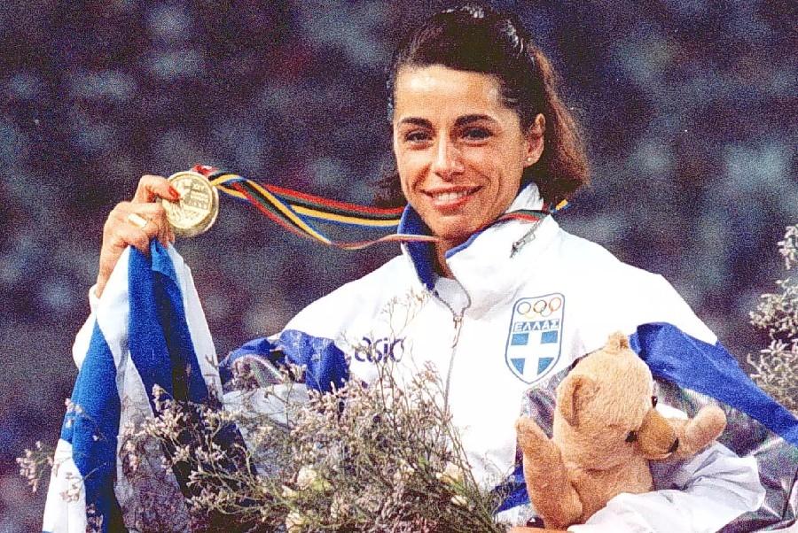 Η Βούλα Πατουλίδου στο BN Sports: «Είναι επιτρεπτό και επιβεβλημένο να ονειρευτούν μια διάκριση - Στη Βαρκελώνη... ξαναγεννήθηκα»