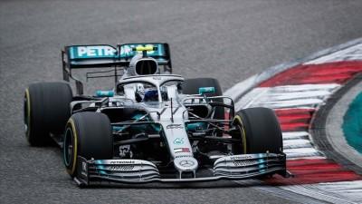 F1: Ο Bottas την pole position στην Ίμολα, το 1- 2 πέτυχε η Mercedes