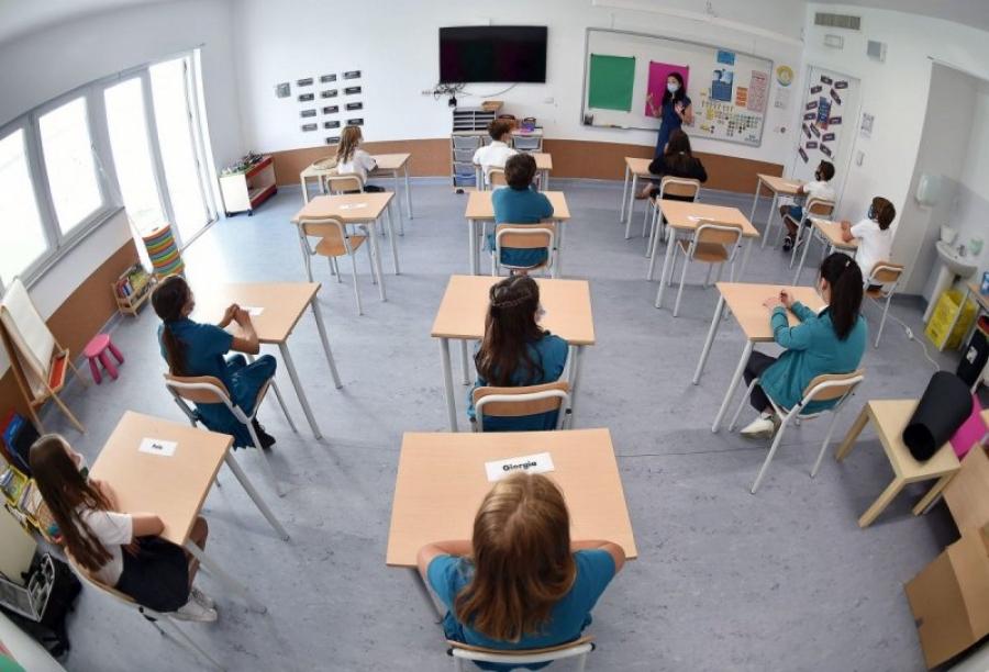 Ιταλία: Πράσινο φως για την επιστροφή των μαθητών στα λύκεια