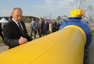 Ρωσία: Επαρκούν για πάνω από 100 χρόνια τα αποθέματα φυσικού αερίου