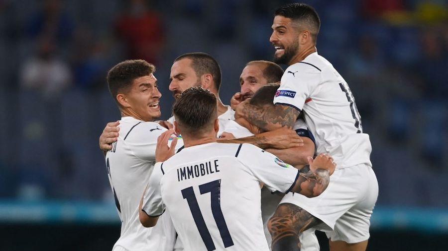 EURO 2020, Τουρκία-Ιταλία 0-3: La Vita è Bella!