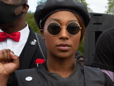Διάσημη ακτιβίστρια του BLM πυροβολήθηκε στο κεφάλι – Νοσηλεύεται σε κρίσιμη κατάσταση