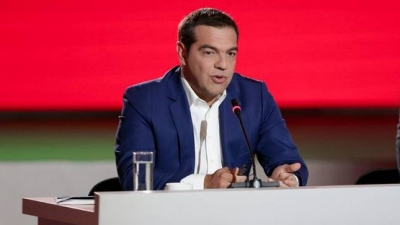 Τσίπρας: Πρόταση μέτρων για επανεκκίνηση της εστίασης - Γενναία ρύθμιση χρεών