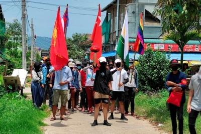 Μιανμάρ: Νέες μεγάλες διαδηλώσεις – Επτά νεκροί από τα πυρά των δυνάμεων ασφαλείας