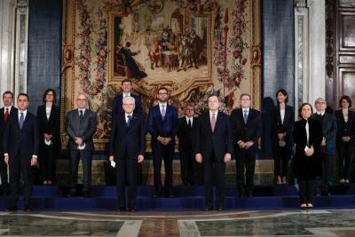 Η χρυσή δεκάδα της κυβέρνησης Draghi,  η «προίκα» των 209 δισεκ. της ΕΕ και ο γρίφος της ανάκαμψης