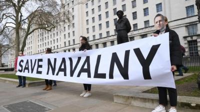 Ρωσία: Χάκερς δημοσίευσαν τα email χιλιάδων υποστηρικτών του Navalny