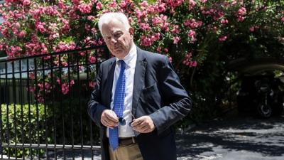Ο Πικραμμένος αποκαλύπτει το Plan B του 2012: Είχαμε σχέδιο για κλείσιμο τραπεζών - «Καίει» τον Σαμαρά για το Grexit